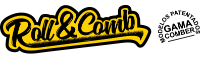 Roll&Comb de Garland. Modelos pantentados gama Comber.